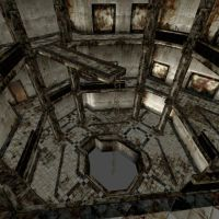[Silent Hill 3] Mall (Otherworld) by shprops4xnalara