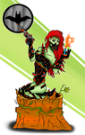 Poison Ivy Redesign by Flash-of-Lingt