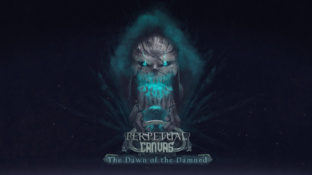 Perpetual Canvas - The Dawn of the Damned by uAll
