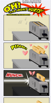 COMIC-the attached TOASTER by SynDuo