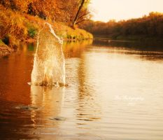 Fall Was a Splash by PhotographsByBri