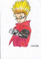 Vash the Stampeede 2 by AuraRinoa