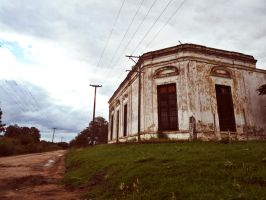Old House by Nelson-Ramazzotti