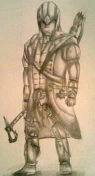 Assassin's Creed - Connor Kenway by VideoGamesFan24