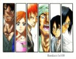 The Bleach Gang by Randazzle100