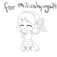 For milicahyuga24 by Nowii