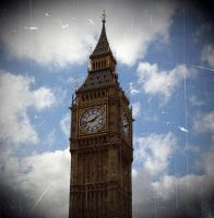Big Ben by OneTwoPew