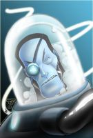Mr. Freeze Colors by Smitty-Tut