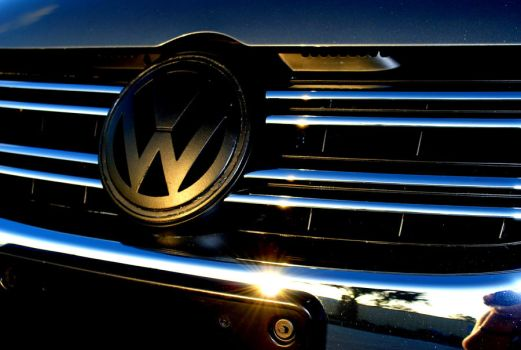VW logo by anime-meek