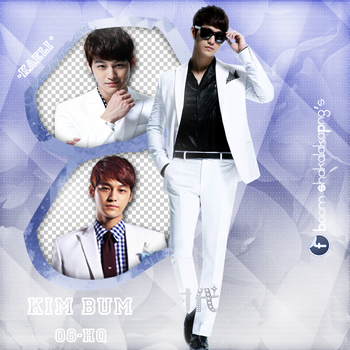 +Pack Png {Kim Bum - Actor} by ChaeliCamo