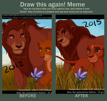 Draw this again by MaxPaineVolumn