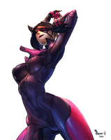Juri SF V by PnzrK