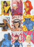 X Men Archives Sketch Cards 18 by wheels9696