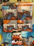 Big Hero 6 bed sheets and valentines by DarkwingFan