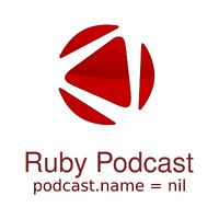 NoName Ruby Podcast Logo by kossnocorp