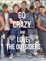 Go Swayze and Love The Outsiders by Breyerlover2000