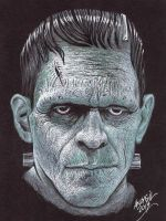 Frankenstein 001-1 copy by AndyGill1964