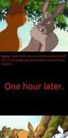 Funny Watership Down 55 by CrispinVCampion