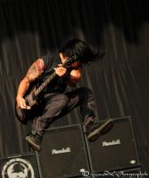 Dan Donegan from Disturbed by DieterC