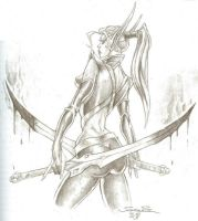 Demon Hunter by YourChoice1980