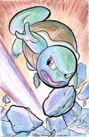 Squirtle by jerzydrozd