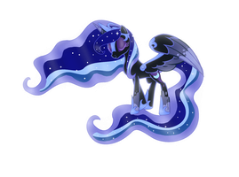 Nightmare Luna by NightmareLunaFan