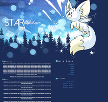 Star Catchers Homepage - Eclipse by awaywiththestorm