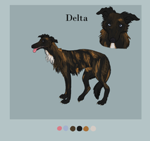 Delta Reference by Evelyn-Cross
