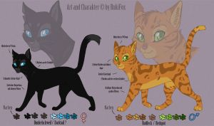 Katzen Sheet by RukiFox