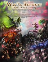 WotA: The Well of Eternity Machinima Poster by Vaanel