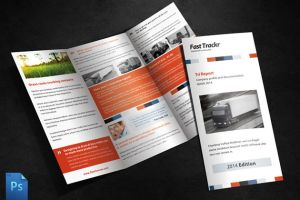 Brochure Template by quickandeasy1
