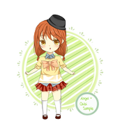 Chibi Sample :) by jiangel