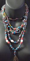 Native American Style Necklace by MorganCrone