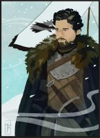 King in the North by LauraTolton