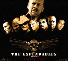 Expendables Poster by Shagohod88