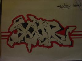 Slur Wildstyle-ish by SLUR07
