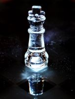 The Glass Tower of Chess by Lindz-Photography