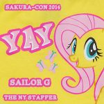 Sakura-Con 2014 Custom Staff Badge Image by Duches77