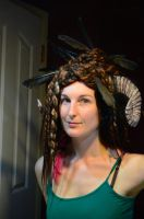 Forsworn Headdress Preview by Beebichu