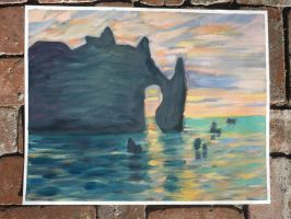 Monet Master Copy by Nativelea-photo