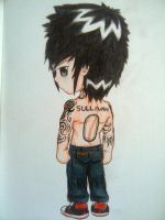 Jimmy Sullivan by beanystergates
