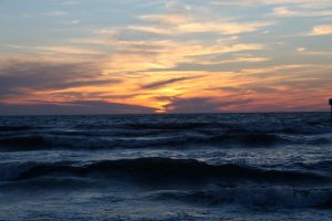 Clearwater Sunset 2 by EmeraldRose3
