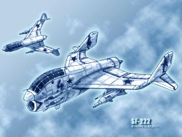 SF-222 by TheXHS