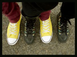 Converse couples 2 by What-is-worth