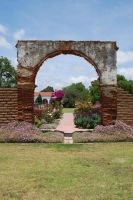 Brick Archway Stock by chamberstock