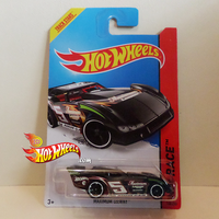 MAXIMUM LEEWAY HW RACE TREASURE HUNT by idhotwheels