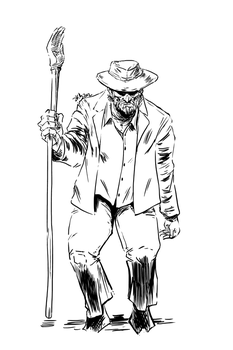 Torgo by DougHills