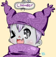 Chowder by kishiko-chan