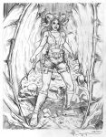 Spite RPG - Heretic Pencils by ncajayon