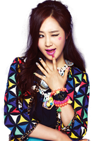 Yuri (SNSD) Casio png[render] by Sellscarol